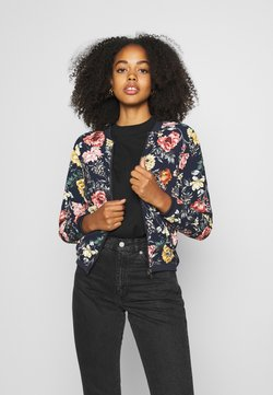 ONLY - ONLNOVA LUX - Bomber Jacket - night sky/night garden