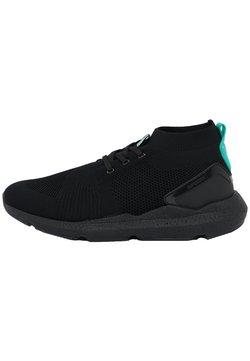 Superdry - AGILE HIGH RUNNER 2.0 - Sneakers - black