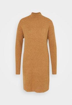 ONLY Tall - ONLMEKIA DRESS - Jumper dress - brownie melange