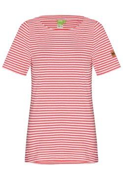 TAO Technical Wear - T-Shirt print - white pink