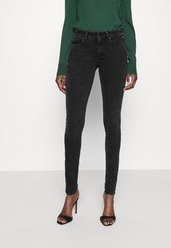 Replay - NEW LUZ RE-USED - Jeans Skinny Fit - black denim