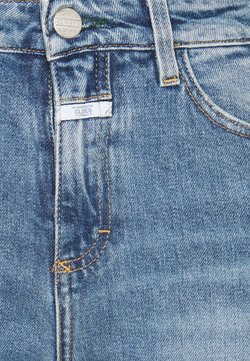 CLOSED - BAKER HIGH - Jeans Skinny Fit - blue