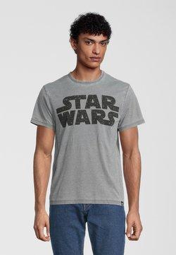Re:Covered - STAR WARS - T-Shirt print - grau