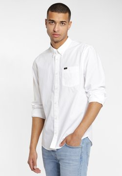 Lee - BUTTON DOWN - Koszula - white