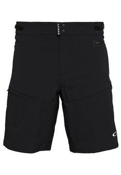 Oakley - TRAIL SHORT - kurze Sporthose - black