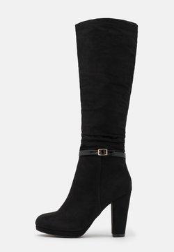 New Look - DEENA PLATFORM - High heeled boots - black