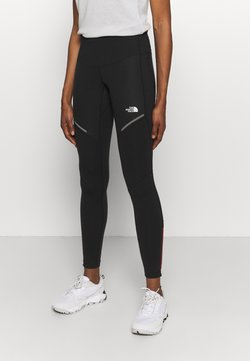 The North Face - SPEEDTOUR TRAINING PANT  - Tights - black