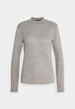 Vero Moda Tall - VMSYLVIA - Trui - medium grey melange