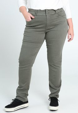 Paprika - SLIM - Slim fit jeans - khaki