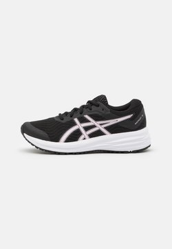 ASICS - PATRIOT 12 - Obuwie do biegania treningowe - black/pink salt