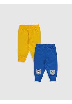LC Waikiki - 2 PACK - Pyjamabroek - yellow