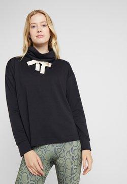 Onzie - COWL NECK - Sweatshirt - black