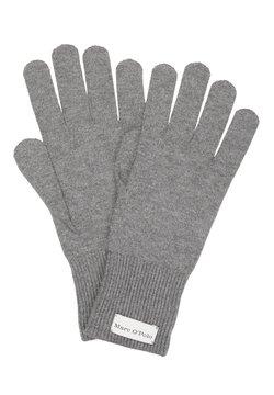 Marc O'Polo - Fingerhandschuh - middle stone melange