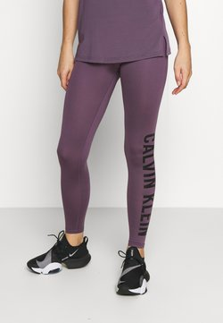 Calvin Klein Performance - FULL LENGTH - Medias - purple