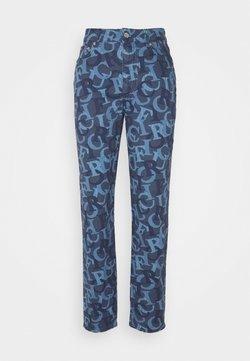 Fiorucci - TARA - Jeans Straight Leg - blue