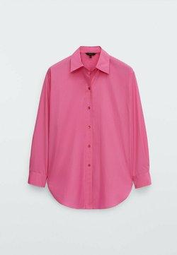 Massimo Dutti - Chemisier - neon pink