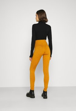 Monki - MEI - Leggings - Hosen - yellow