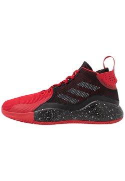 adidas Performance - ROSE 773 2020 - Indoorskor - scarlet/core black/footwear white