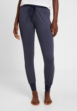 Esprit - JAYLA SINGLE PANTS - Nachtwäsche Hose - navy