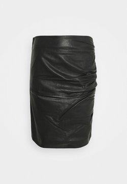 2nd Day - CLARISSE THINKTWICE - Mini skirt - black