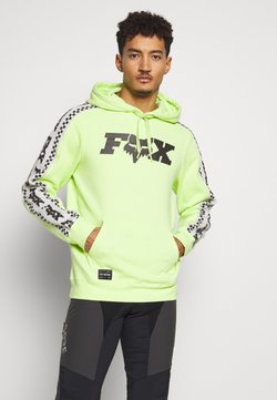 Fox Racing - REFUEL - Kapuzenpullover - lime