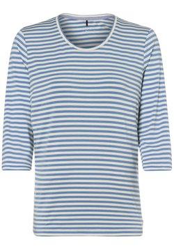 Olsen - Langarmshirt - blau