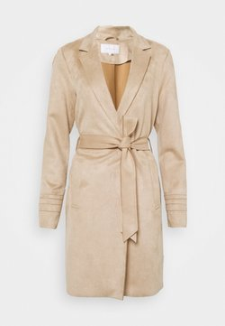 Vila - VIJAKY OUTERWEAR COAT - Trenchcoat - beige