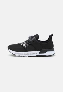 Versace Jeans Couture - LINEA FONDO SUPER  - Sneakers - black