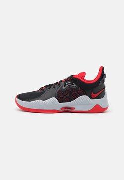 Nike Performance - PG 5 - Chaussures de basket - black/university red/white