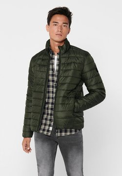 Only & Sons - Winterjacke - forest night