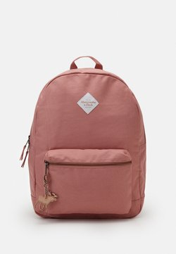 Abercrombie & Fitch - CORE BACKPACK - Reppu - pink