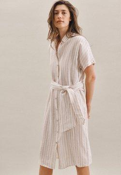 Seidensticker - Blusenkleid - braun