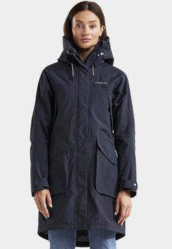 Didriksons - Parka - dark night blue