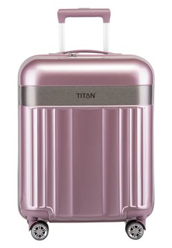 Titan - SPOTLIGHT - Valise à roulettes - wild rose