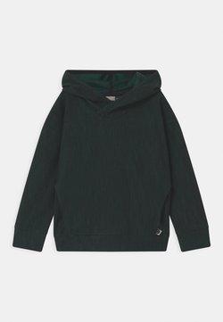 Papu - UNISEX - Hoodie - black/school green