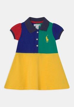 Polo Ralph Lauren - DAY DRESS SET - Vestido informal - active royal