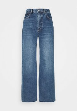 Boyish - CHARLEY WIDE LEG - Flared Jeans - greed