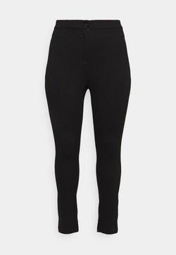 Vero Moda Curve - VMAIDY - Leggingsit - black