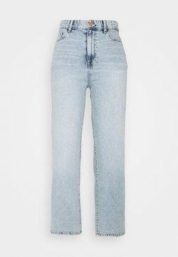 Lindex - TROUSERS HANNA - Flared Jeans - light denim