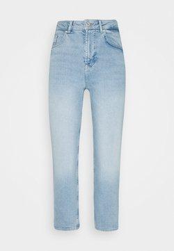 Pieces Petite - PCALUA STRAIGHT CULOTTE - Jeans Skinny Fit - light blue denim