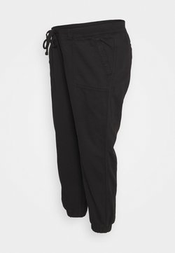 GAP Maternity - UTILITY - Jogginghose - true black