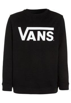 Vans - Sweatshirt - black/white