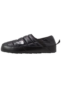 The North Face - THERMOBALL TRACTION MULE V - Sports shoes - black/white