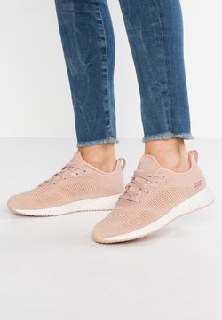 Skechers Sport - BOBS SQUAD - Sneaker low - light pink sparkle