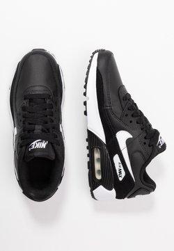 Nike Sportswear - AIR MAX 90 UNISEX - Sneakersy niskie - black/white