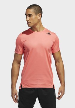 adidas Performance - HEAT.RDY TRAINING T-SHIRT - T-Shirt basic - red