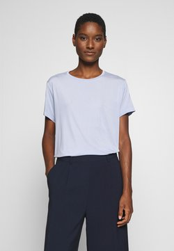 Opus - SUPRO - T-shirt basic - morning blue