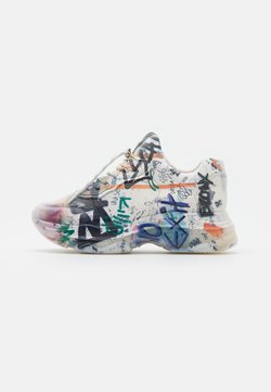 Bronx - BAISLEY - Sneakers laag - graffiti