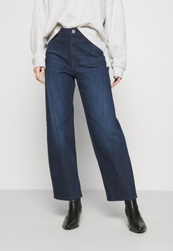 Lee - WIDE LEG - Jeansy Relaxed Fit - clean westwater