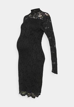 Supermom - DRESS  - Vestido de tubo - black